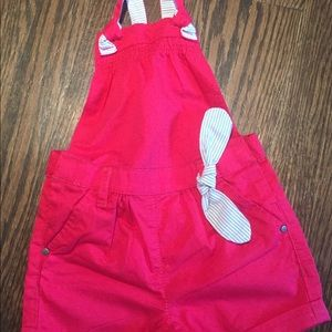 Other - NWT Overalls (shorts)